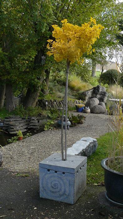 philippe ongena sculpteur sur pierre jardini res en. Black Bedroom Furniture Sets. Home Design Ideas