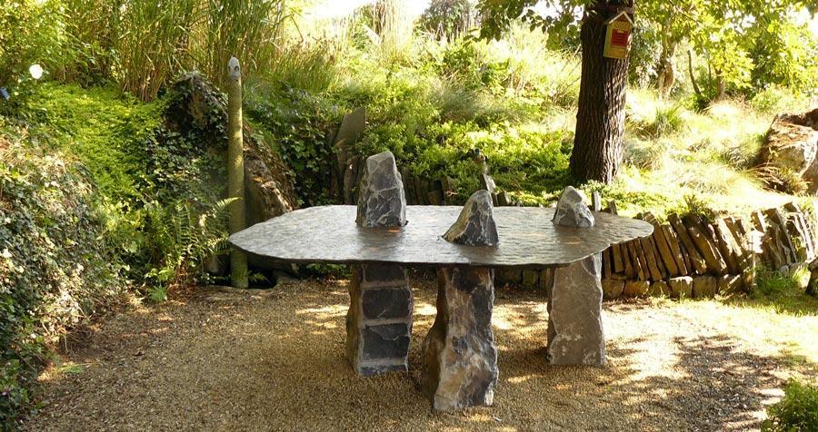 Philippe Ongena - Découvrez le jardin d\'exposition de sculptures et ...